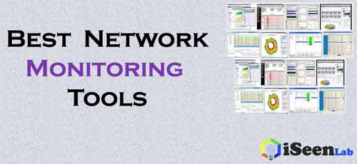 5 Best Network Traffic Monitoring Software List | ISeen Lab