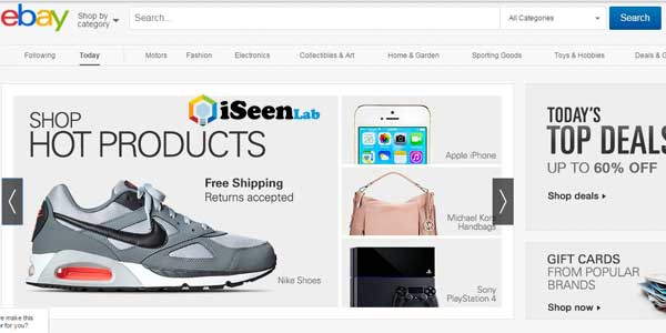5 best online shopping websites 2017 iseen lab for Online shopping websites list
