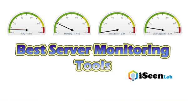 11 Top Free Server Monitoring Software Tools | ISeen Lab