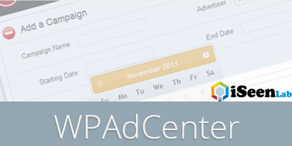WP AdCenter Affiliate Plugin wordpress