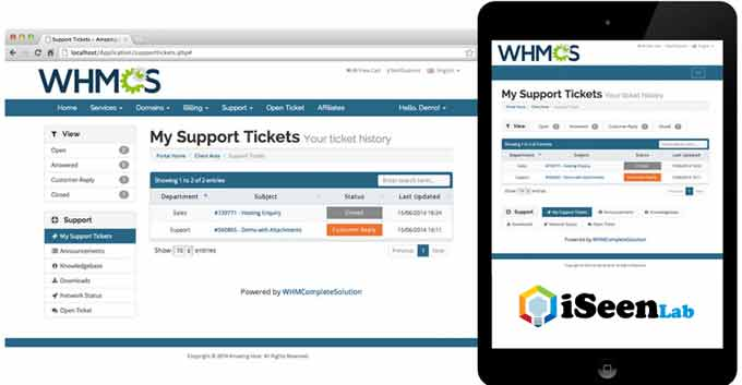A directory of WHMCS coupon discount codes giving you a saving on your WHMCS license! If you're looking to start your own web hosting reseller business you will need WHMCS software. WHMCS is the leading billing/support software designed specially for the web hosting reseller industry.
