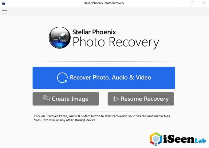 interface stellar phoenix photo recovery review