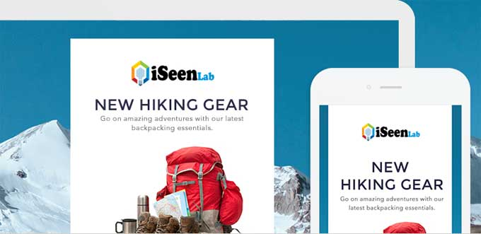wix shoutout review business newsletter tool iseen lab